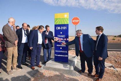 Gobierno C-LM acondiciona la CM-3031 entre Villamayor de Santiago y Hontanaya tras una inversión de casi 2,2 millones