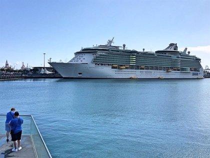 Las Palmas de Gran Canaria recibe este viernes al crucero Independence of the Seas