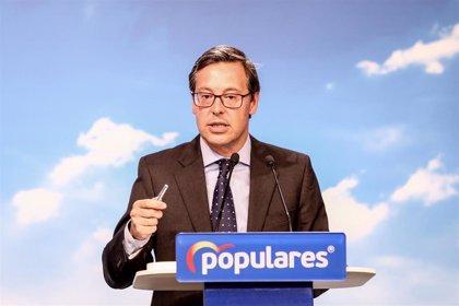 El PP confía en que Cs separe la campaña nacional de las responsabilidades del Gobierno regional