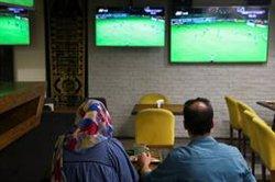 L'Iran permetrà a les dones assistir a partits de la selecció de futbol (VIA REUTERS / WANA NEWS AGENCY)
