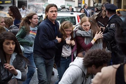 "Brad Pitt aún tiene esperanzas en Guerra Mundial Z 2 de David Fincher: ""Seguro que saca algo de ahí"""