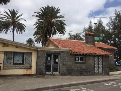 """Luzardo (PP) reclama abordar con """"urgencia"""" la rehabilitación de la ermita del Pueblo Canario y del Museo Néstor"""