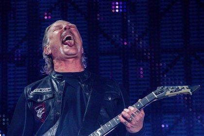 Metallica, coronada como la mayor banda en vivo de la historia