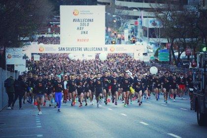Más de 20.000 corredores se han inscrito ya para la San Silvestre Vallecana
