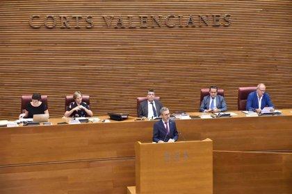 """Arcadi España cree que """"todos estamos exhaustos"""" de elecciones y pide a los partidos valencianos evitar la crispación"""
