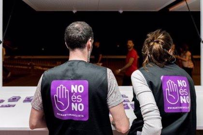 Barcelona contará con tres estands antimaschistas durante los días de conciertos de La Mercè