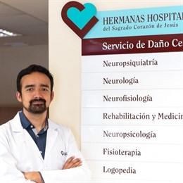 El neurólogo Juan Pablo Romero