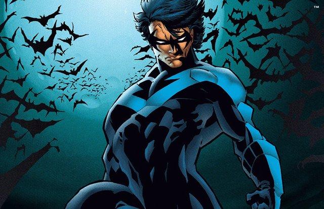 Nightwing en los comics de DC