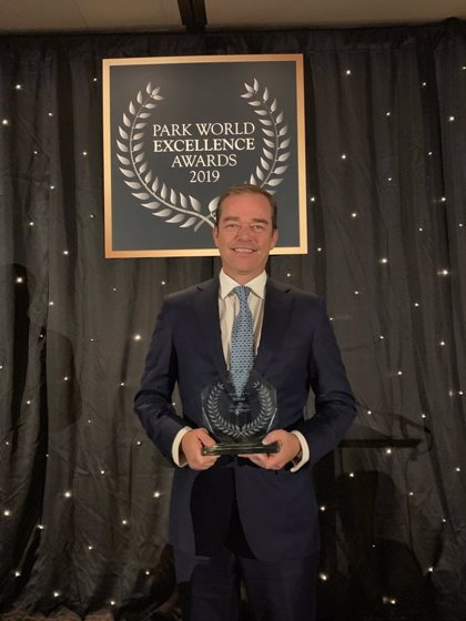 El Siam Park de Tenerife recibe el Park World Excellence Award como parque acuático del año