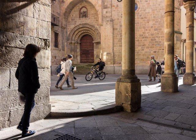 San Martín de Tours (Salamanca).