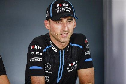 Kubica abandonará el equipo Williams a final de temporada