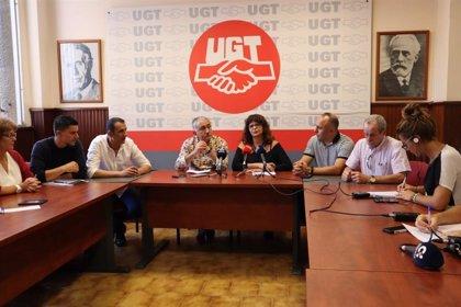 UGT Canarias elige a Victoria Francisco González como presidenta de la gestora del sindicato hasta el Congreso de 2020