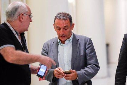 """IU cree que PSOE quiere que los ciudadanos voten hasta lograr el resultado que desea, pero le augura un """"desgaste"""""""