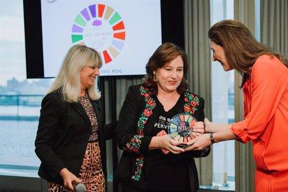 Danone, reconocida en los premios Arborus a la igualdad de género por su proyecto Escuela Ana Bella