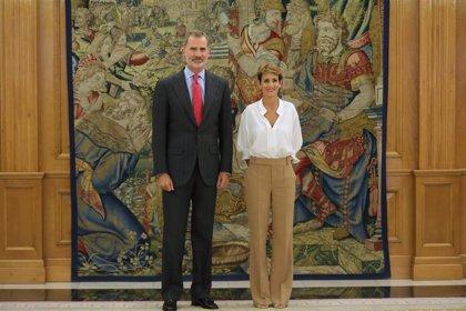 El Parlamento de Navarra pide al Gobierno foral que invite a los Reyes al Premio Príncipe de Viana