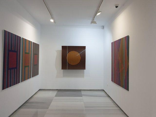 Exposición 'Lineal', de Juan Morente