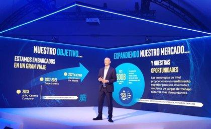 """Javier Galiana (Intel): """"Más de la mitad de la facturación de Intel ya no viene del PC, sino de los datos"""""""