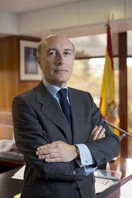 Javier Marín, director general d'Aena.