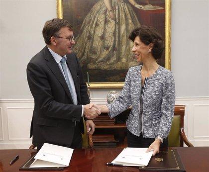 El Tribunal de Cuentas firma un convenio con los notarios para agilizar sus investigaciones