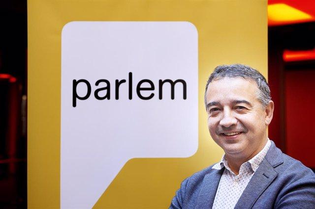 Ernest Pérez-Mas, president i CEO de Parlem.