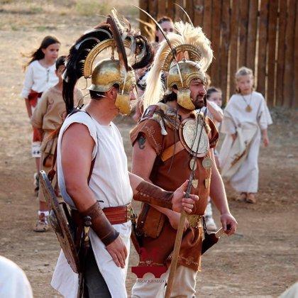 Gilena (Sevilla) ultima su VI festival de recreaciones históricas con 400 figurantes y homenaje a Bonsor