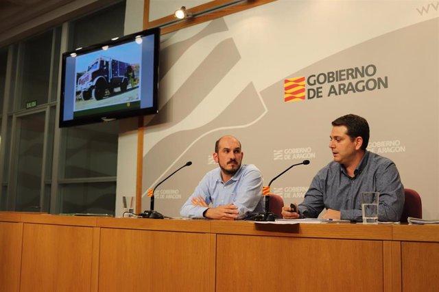 Balance de la campaña de incendios forestales en Aragón.