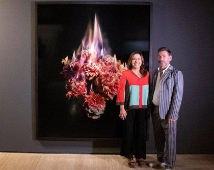 Sorigué instala en Lleida la primera exposición de Mat Collishaw en Catalunya