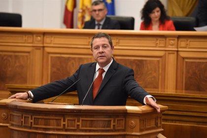 C-LM cumple mandato de las Cortes y traslada al Ministerio de Hacienda petición de convocatoria urgente del CPFF