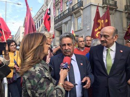 """Revilla dice que PRC está """"preparado y en las mejores condiciones"""" para ampliar representación en las Cortes"""
