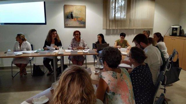 Reunión del Consell Rector del IBdona