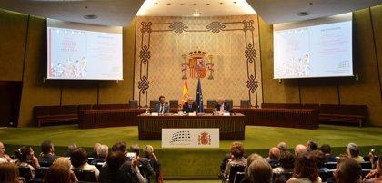 """González Rivas (TC) defiende el modelo de Estado de Derecho: """"Acatar leyes, respetar derechos y equilibrio de poderes"""""""
