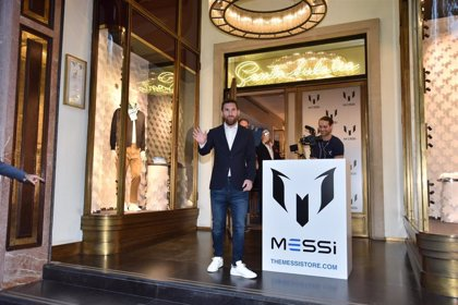 """Messi lanza su propia marca de ropa: """"Es algo que me ilusiona"""""""