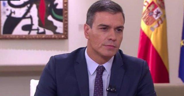 """Sánchez aceptará un debate a cinco: """"es lo que corresponde"""""""