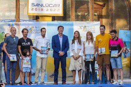 El Desafío Doñana homenajea a deportistas, entidades y voluntarios que han participado en las ediciones anteriores