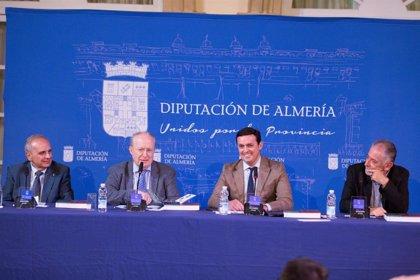 Diputación inicia su proyecto editorial más ambicioso con la colección 'Historia de Almería'