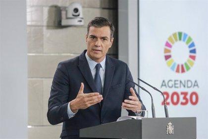 Sánchez incorporará al programa las 370 medidas consensuadas con la sociedad civil y creará un comité fiscalizador
