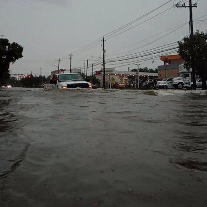 La tormenta 'Imelda' golpea la infraestructura energética en la costa de EEUU del Golfo de México