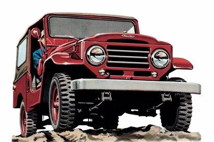 Toyota alcanza unas ventas históricas de 10 millones de unidades del Land Cruiser desde 1951