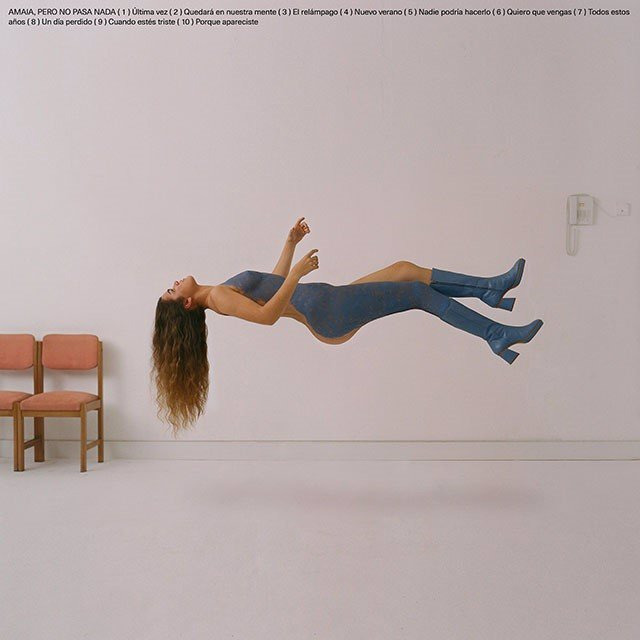 Granada.- Amaia dará un concierto en el Palacio de Congresos el próximo 8 de noviembre