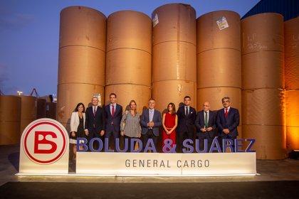 Nace Boluda & Suárez General Cargo, que ofrece servicios logísticos, de almacenamiento y distribución de carga