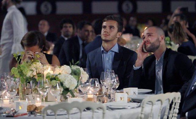 La familia de Blanca Fernández Ochoa se emociona al recordar a la deportista