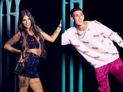 El Cejas, celoso ante la relación tan cercana de Gianmarco y Nuria Martínez en 'GH VIP 7'