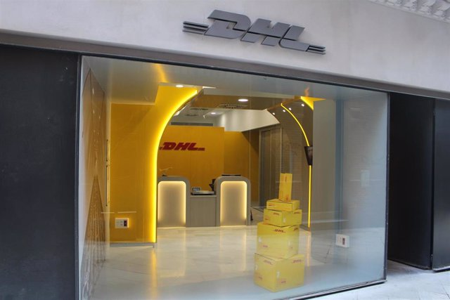 Nuevo punto de venta de DHL Express