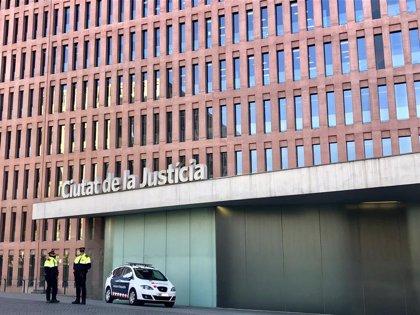 El TSJC solo mantiene la vigilancia permanente en el Palau y la Ciudad de la Justicia