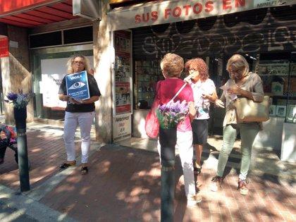 Unos 400 comercios de Sant Antoni de Barcelona protestan por la inseguridad con una pitada