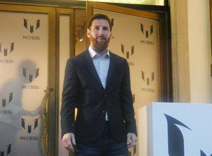 Messi se embarca en una nueva aventura profesional