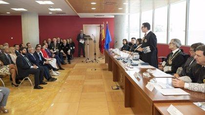 Presidente TSJ anuncia un estudio para cuantificar los gastos que ocasiona el atasco judicial en economía regional