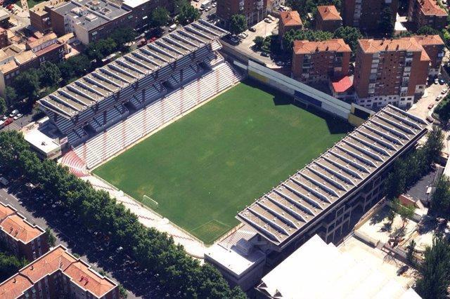 El Estadio de Vallecas contará con Wifi gratuito gracias a Creditea