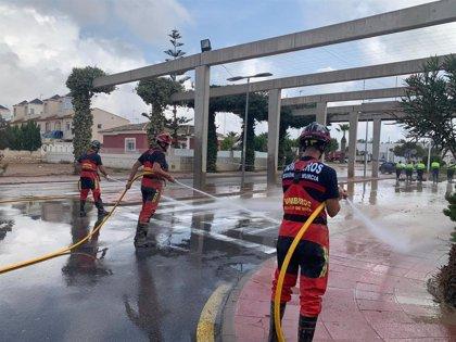 Servicios de emergencia regionales y municipales siguen trabajando en la reparación de daños por la gota fría