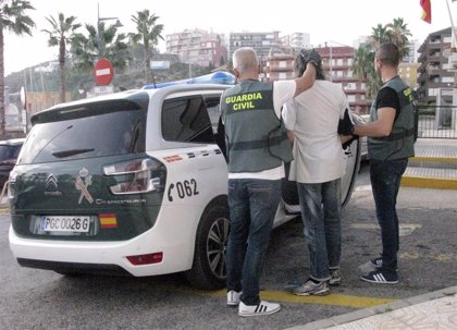 Guardia Civil detiene a un individuo acusado de cometer, al menos, cuatro robos en viviendas de Mazarrón